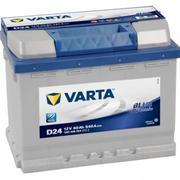 Аккумуляторы VARTA (Варта) | низкие цены,  зачет старого АКБ,  доставка